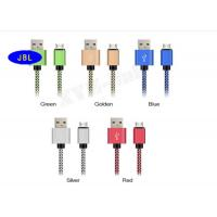 Quality Aluminum Shell High Speed USB Data Link Cable , Reversible USB Plug Cable for sale