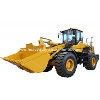 Wholesale SDLG 5T 3m3 Wheel Loader with Weichai 162kw , SDLG Heavy Axle, ZF Transmission for option from china suppliers
