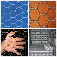 Wholesale 3/4 Inch 4 Feet x 100 Feet Green PVC Eco-friendly Chicken Wire Mesh Fencing from china suppliers