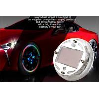 Wholesale Solar Flash Wheel Light Led Car Light auto accessary from china suppliers