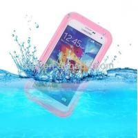 Wholesale IPX-8 Underwater Waterproof Case Anti Shock Cover With Straps For Samsung S5 i9600 from china suppliers