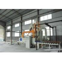 Q69 Roller Conveyor Shot Blasting Machine For Steel Plate And Steel Structures