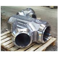 Wholesale A182-F347/F347H  forging/forged Eccentric Lateral Tees T-piece Wyes( Lateral Y-Piece) from china suppliers