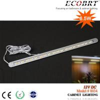 Wholesale ECOBRT-12V DC LED Recessed Wood Cabinet Light Lighting lamps 6.5W RGB color(8034) from china suppliers
