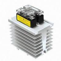 Wholesale SSR dedicated radiator/heatsink, can reduce voltage and produce heat from china suppliers