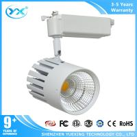 Wholesale High CRI brightness Dimmable LED Track Light AC90-264V with aluminium shell from china suppliers