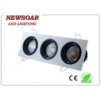 Wholesale High safety, stability and reliability 15w led grille light for engineering CE ROHS SAA from china suppliers