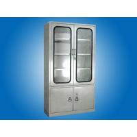 Wholesale Hospital furniture  full Stainless Steel Cabinet for Medical Apparatus and Instruments from china suppliers