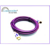 Wholesale High Performance HDMI cables 1.4 - Advancedd High Speed with Double color from china suppliers