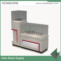 Wholesale Watch store display showcase counter design images glass display MDF  cabinet from china suppliers