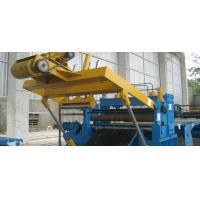 Wholesale Carbon Steel Cut To Length Machines With Double Mandrel Decoiler 7.5Kw from china suppliers