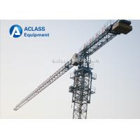 Buy cheap High Performance 10 ton Topless Tower Crane with 2*2*3 Split Mast Section from wholesalers