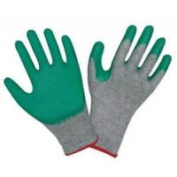 Wholesale Safety pvc impregnated palm Industrial Protective Gloves durable for Agricultural from china suppliers