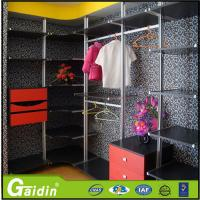 Wholesale Modern household steel aluminum profile for walk in wardrobe pole system from china suppliers