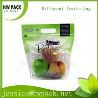 Wholesale supermarket use fresh fruit packing bag from china suppliers