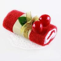 Wholesale cake towel, gift towel, wedding gift, birthday gifts,100%cotton from china suppliers