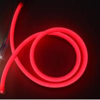 Wholesale 10*18mm 220V 164'(50m) spool ultra-thin High and Even Brightness led neon flex rope light from china suppliers