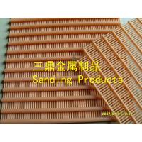 Buy cheap A combination of high grade wire cloth with a molded coating of premium polyurethane from wholesalers