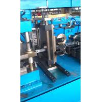 Wholesale Q235 Cold Steel Shutter Door Forming Machine With Cr12 Cutting Blade from china suppliers