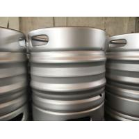 Wholesale 20L 30L 50L EURO, U.S. 1/2, 1/4, 1/6 bbl barrelStandard Food grade stainless steel draft craft beer keg for brewery from china suppliers