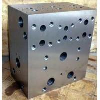 Wholesale Precision CNC Milling Machining Turning Ductile Iron Hydraulic Manifolds from china suppliers