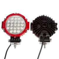 """Wholesale 63W 7"""" Spot LED Work Light 6000K Driving for ATV Jeep Wrangler Car SUV Offroad Pickup 4WD Boat ATV from china suppliers"""