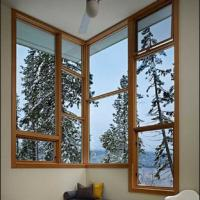 Wholesale White/Grey/Grown/Black/Wooden Color Fixed Aluminum Window from china suppliers
