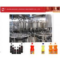 Wholesale carbonated beverage filling line With ISO standard from china suppliers