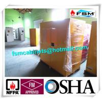 Wholesale Flammable Liquid Storage Containers 45 GAL For Combustible / Hazardous Material from china suppliers