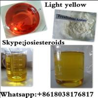 Wholesale Anabolic Trenbolone Steroids Trenbolone Acetate Fat Loss With Yellow Powder CAS 10161-34-9 from china suppliers