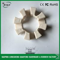 Wholesale 90H Excavator Coupling White Rubber Hydraulic Pump Coupler PU Material from china suppliers