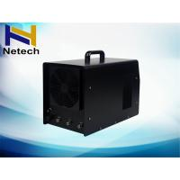 Wholesale 6g/Hr Portable Black Food Ozone Generator For Cleaning Vegetables / Water Sterilizing from china suppliers