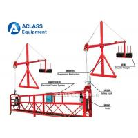 Wholesale 6m Suspended Working Platform ZLP630 Lift Table with Swing Stage from china suppliers