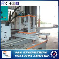 Quality Heavy duty roller shutter door roll forming machine Full automatic with PLC controller for sale