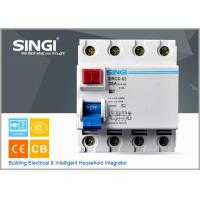 Buy cheap Electrical Residual Current Circuit Breaker for home , mini circuit breaker from wholesalers