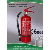 Buy cheap CE approved ABC powder fire extinguisher 3kg from wholesalers