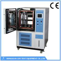 Wholesale Automobile 80L Programmable Temperature Humidity Stability Test Chamber Customized Size from china suppliers