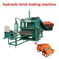 China Stationary Cement Block Making Machine hot sale in South Africa on sale