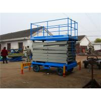 Wholesale 300kg High rise full-automatic aerial work platform for workshops from china suppliers