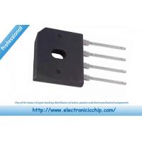 Wholesale GBU601 Bridge Rectifier Diode 6.0A Glass Passivated 100V with GBU package from china suppliers