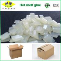 Wholesale High Soften Point Hot Glue Pellets Hot Melt Adhesive For Carton Sealing from china suppliers