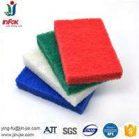 Wholesale Hot sale cheap professional production cleaning sponge &scouring pad for kitchen from china suppliers