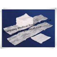 Wholesale 100% Cotton Filled Exodontia Woven Gauze Sponges For Surgery / Tooth Extraction from china suppliers