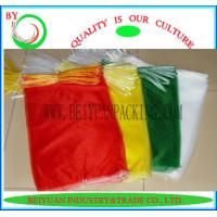 Wholesale Hot sales plastic onion mesh bags promotion from china suppliers
