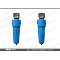 Buy cheap Automatic drain Compressed Air Filters Housing / High pressure gas filter from wholesalers