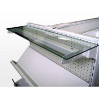 Wholesale Transparent Tempered Glass Shelves High Strength For Store Security from china suppliers