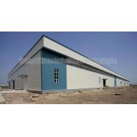 Wholesale Q235B Q345B Steel Building Workshop Construction Steel Structure Hangar from china suppliers