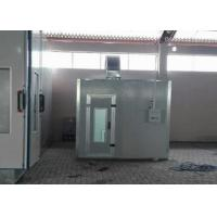 Wholesale Lacquer Spray Booth Paint Mixing Room With Lighting Switch / Power Supply Switch from china suppliers