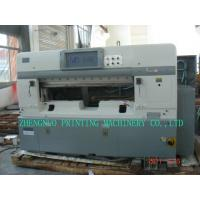 Wholesale Program Paper Cutting Machine (K-780/1150/1300CD) from china suppliers