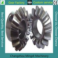 Wholesale Professional OEM Teeth Spur Bevel Gear Customized 45°~ 135° Shaft Angle from china suppliers